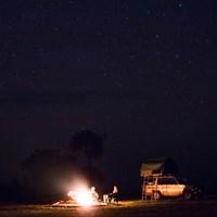Lake Mburo UWA Campsite - $