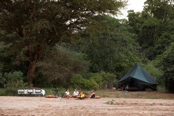 Manyara Green Camp - $$$
