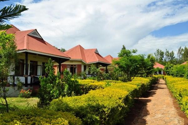 Bougainvillea Safari Lodge - $$