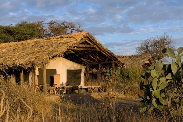 Tindiga Tented Camp - $$