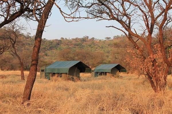 Serengeti View Mobile Camp - $$