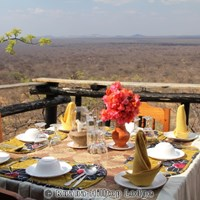 Ruaha Hilltop Lodge - $$