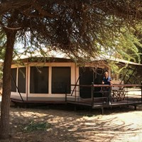 Ashnil Samburu Camp - $$