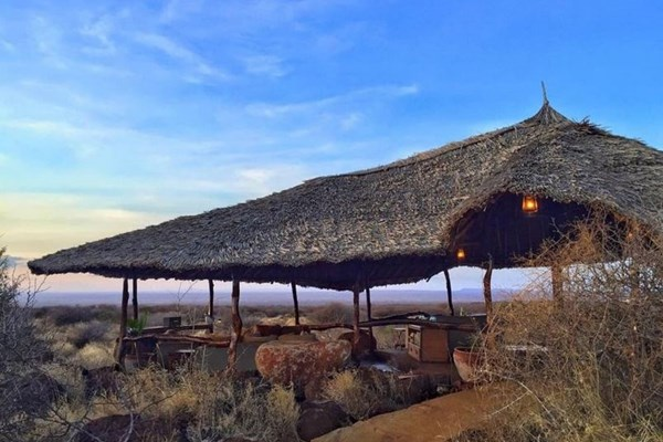 Private Safari Camp via AirBnB - $$