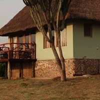 Ihamba Lakeside Safari Lodge - $$$