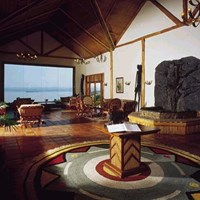 Mweya Safari Lodge - $$$