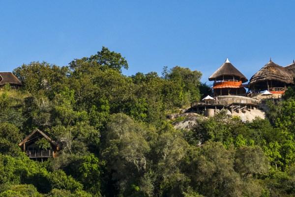 Mihingo Lodge -$$$