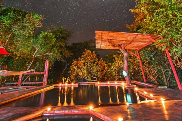 Amuka Lodge - $$ - Ziwa Rhino Sanctuary