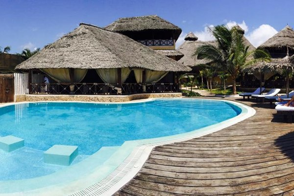 Mawe resort - $$