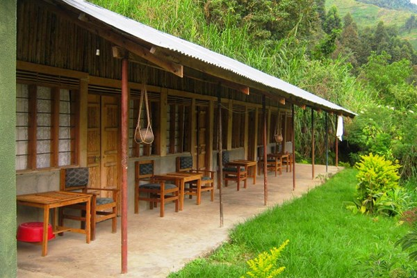 Ruboni Community Campsite - $ - Rwenzori Mountains NP