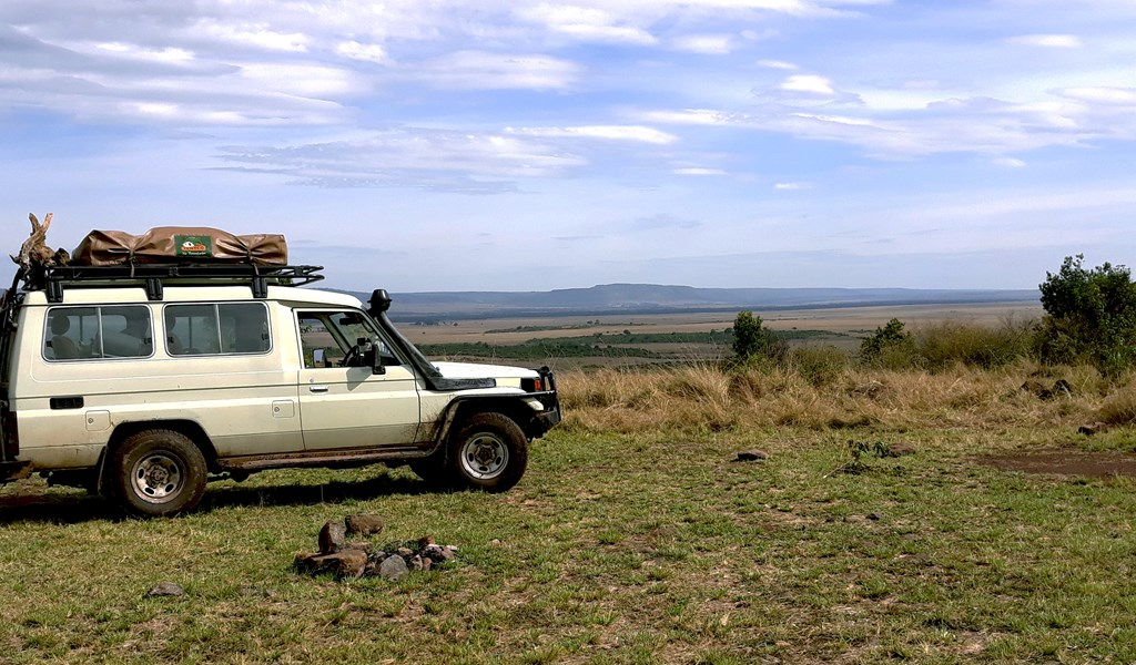 Campsites & lodges in Kenya: places to stay on your Roadtrip