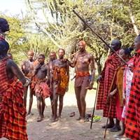 Maji Moto Maasai Cultural Camp - $