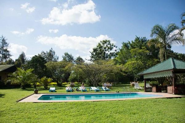 Mount Meru View Lodge - $