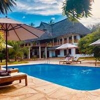 Mawimbi Villa & The Tides Lodge