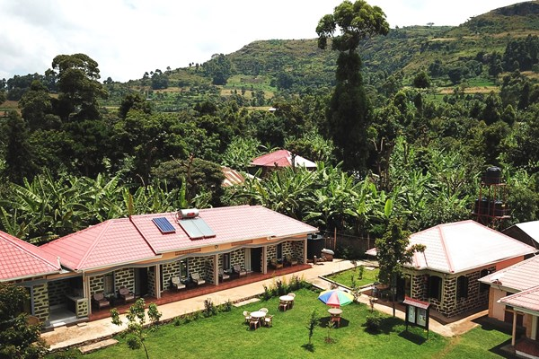 Home of Friends -$ - Sipi Falls