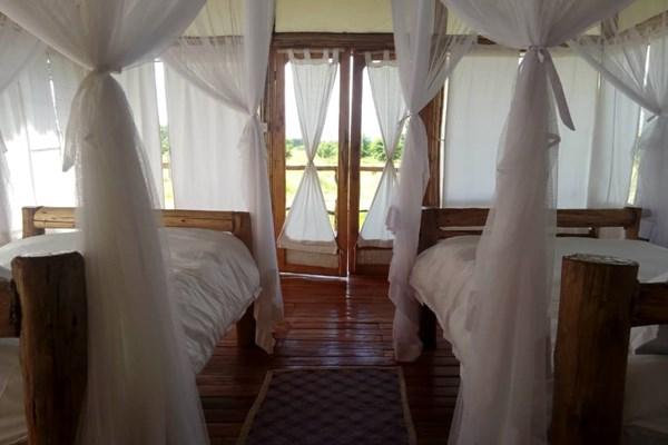 Kazinga Wilderness Safari Camp - $$