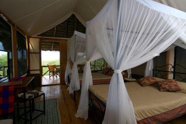Lake Burunge Tented Lodge- $$
