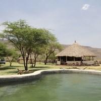 Maasai Giraffe Eco Lodge- $
